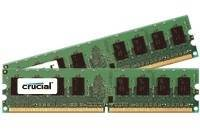 CRUCIAL 4GB kit DDR2 1066MHz