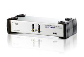 ATEN 2p USB Dual KVM