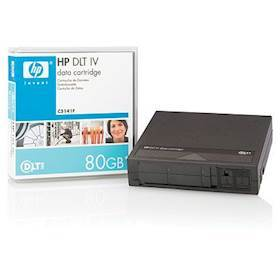 Hewlett Packard Enterprise DLTtape IV Data Cartridge