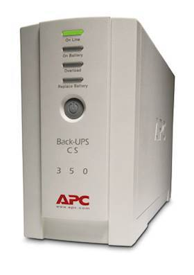 APC BACK-UPS 350EI 350VA 210W