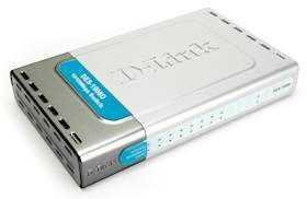 D-LINK Switch/ 8xF+ENet RJ45 ext