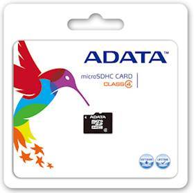 A-DATA 32GB microSDHC Card Class