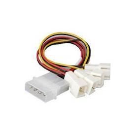 AKASA 4 pin PSU Molex