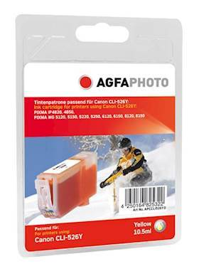 AGFAPHOTO CLI-526 Y yellow with