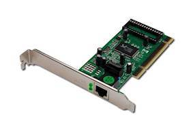DIGITUS GIGABIT ETHERNET PCI NETWORK