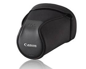 CANON Camera Semi Hard Case