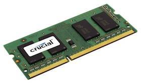 CRUCIAL 2GB DDR3 1066 MT/s