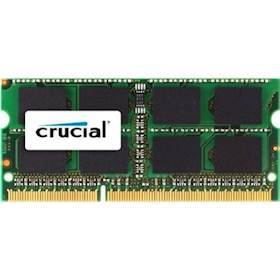 CRUCIAL 8GB DDR3 1600 MT/s