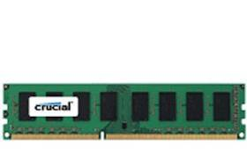 CRUCIAL 8GB DDR3 1600MT/s PC3-12800