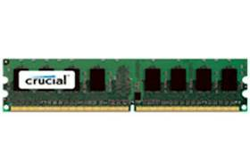 CRUCIAL 4GB DDR3 1600MT/s PC3-12800