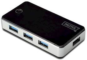 DIGITUS USB 3.0 HUB 4-ports,