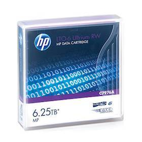 Hewlett Packard Enterprise LTO-6 Ultrium 6.25TB MP