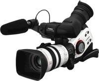 CANON XL-2 DIGITALT VIDEO CAMERA