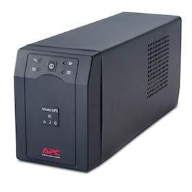 APC SMART-UPS SC 620VA 390W