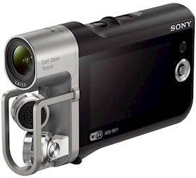 SONY HDRMV1B action video cam