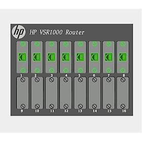 Hewlett Packard Enterprise VSR1004 Comware 7 Virtual