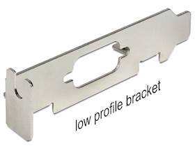 DELOCK Bracket Low Profile w/