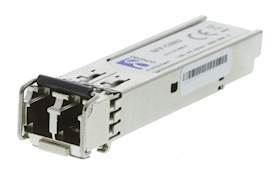DELTACO SFP 1000Base-SX, LC, 850nm,