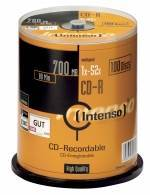 INTENSO CD-R Intenso 700100pcs Cak