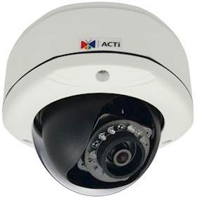 ACTi 3M Out. Dome ,D/N,