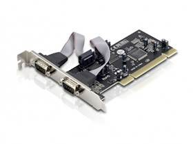 CONCEPTRONIC PCI CARD 2-PORT SERIAL