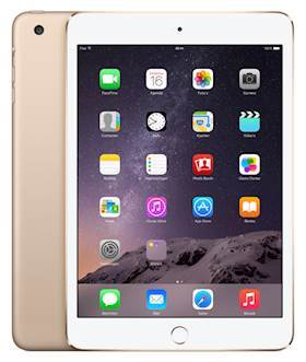 APPLE iPad mini 3 Wi-Fi16GB Giold