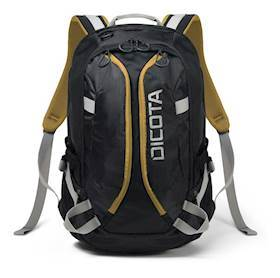 DICOTA Backpack Active 14-15.6 Black/