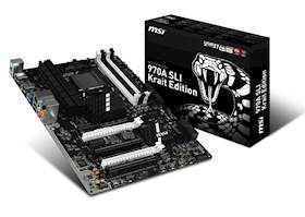 MSI 970A SLI KRAIT EDITION