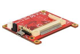 DELOCK 62625 - Compact Flash-adapter til