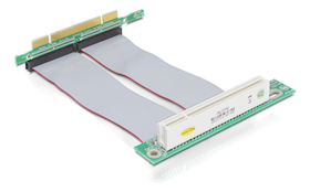 DELOCK Riser card PCI angled
