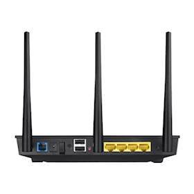 ASUS DSL-N55U NORDIC Dualband Router