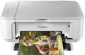 CANON PIXMA MG3650 - Multifunktionsprinter - farve