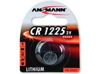 ANSMANN 3V CR1225 Lithium Battery