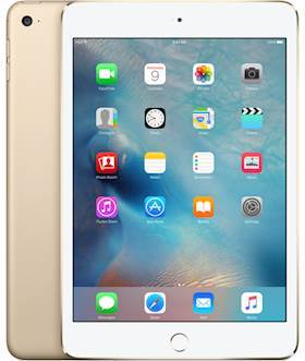 APPLE iPad mini 4 Wi-Fi128GB (gold)