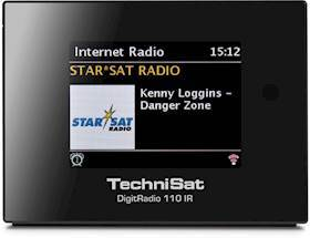TECHNISAT DigitRadio 110 IR black