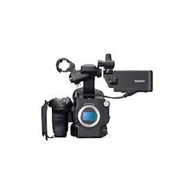 SONY Camcorder/ 4K Super35 Handheld