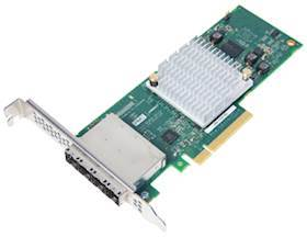 ADAPTEC HBA 1000-16E SATA/SAS LP-MD2