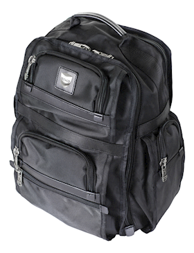 DELTACO notebook backpack, up to