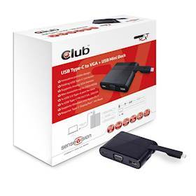 CLUB 3D USB 3.1 Type-C to