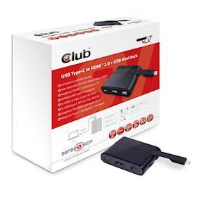 CLUB 3D Club3D Adapter USB 3.0