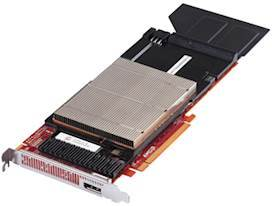 AMD FIREPRO S7000 4GB GDDR5PCIE 3.0 16X 1X DP IN CTLR