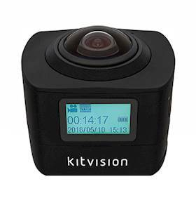 KITVISION Actioncamera Immerse 360 Panorama