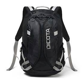 DICOTA Backpack ACTIVE 14-15.6 black