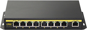 DELTACO POE Switch