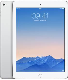 APPLE IPAD AIR 2 128GB4GB (SILVER)