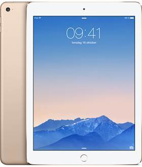 APPLE IPAD AIR 2 128GB4GB (GOLD)
