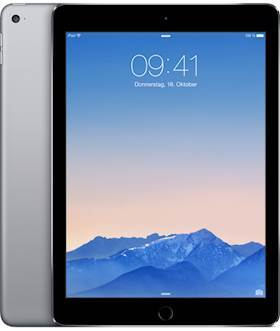 APPLE IPAD AIR 2 32GB WIFI (SPACE GRAY)