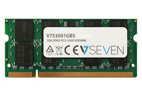 VIDEO SEVEN 1GB DDR2 667MHZ CL5
