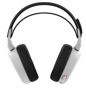 STEELSERIES Arctis 7 Wireless Headset - White