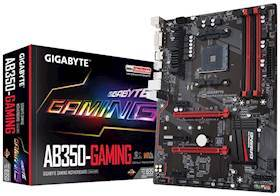 GIGABYTE B350 Gaming S-AM4 ATX